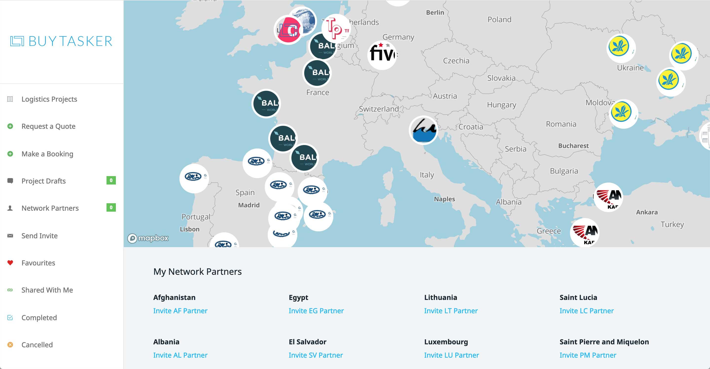 Digital Freight Forwarder   PFI Freight Network